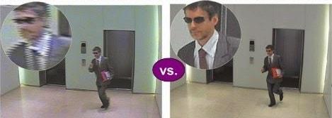 Porovnanie ZOOMu analógovej kamery a HD kamery