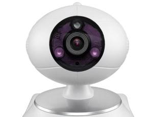 eRobot - WiFi, 1 MPx, P2P,IP, PTZ kamera