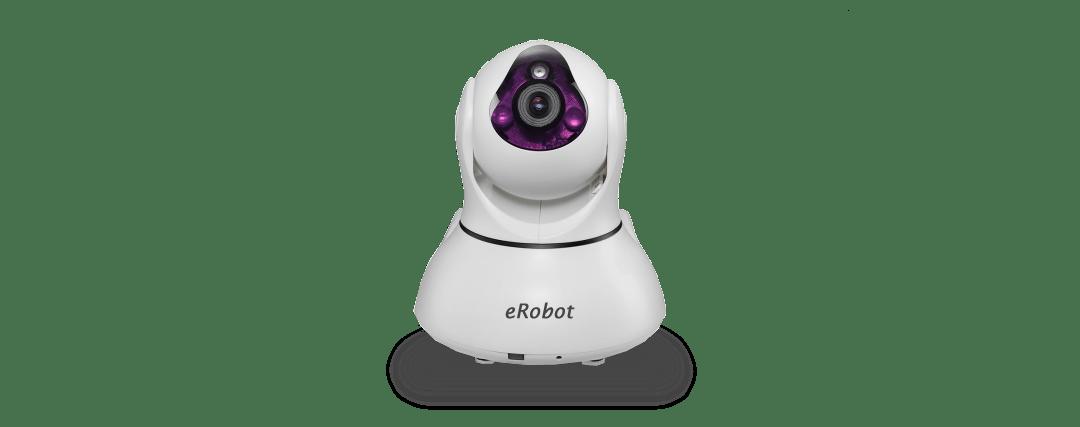 eRobot - WiFi, 1 Mpx, IP, PTZ kamera