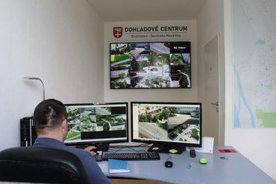 Nové dohľadové centrum v Bratislave - DNV.